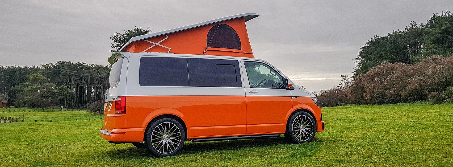 77266d2bb060f2 Explorer 2   4 Berth VW Camper Conversion - Go Explore Custom Vans    Campers Swansea South Wales