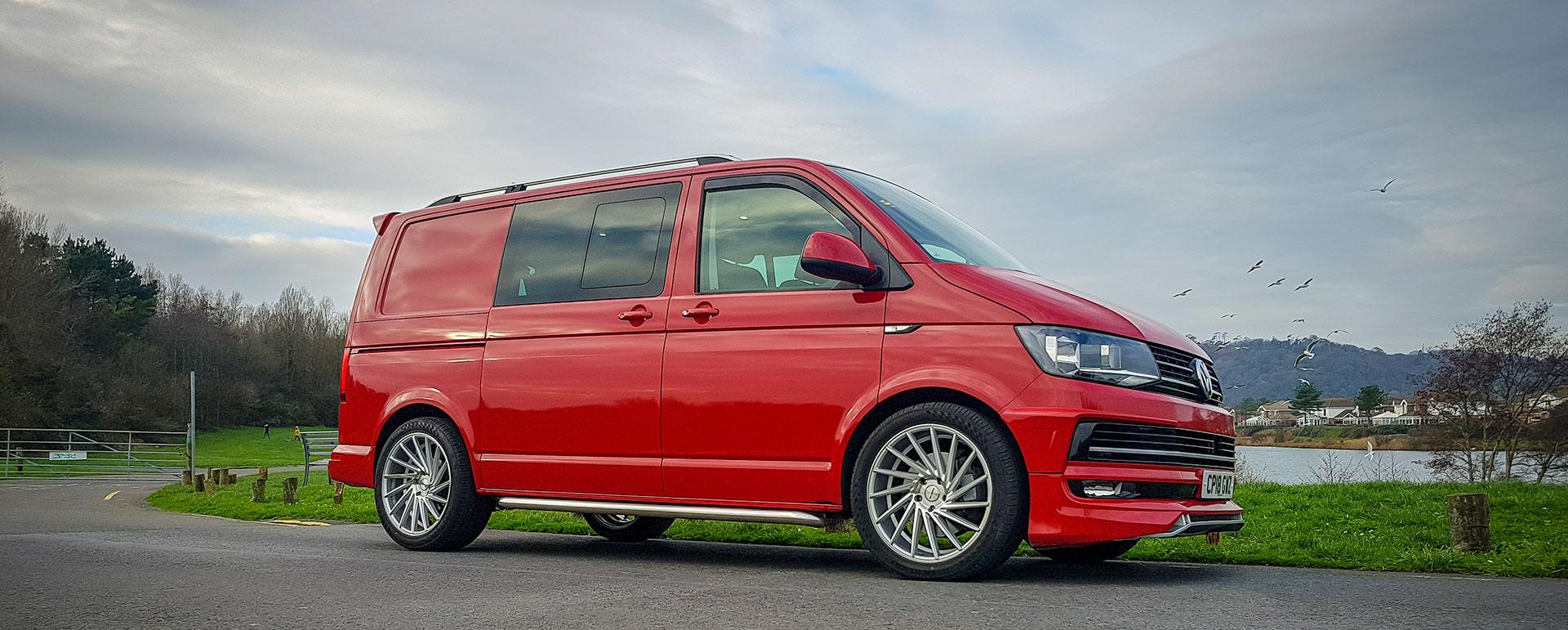 Go Explore VW Kombi Conversion Package - Go Explore Custom